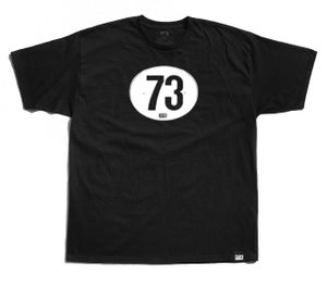 "Image of ""73 Plate"" Tee (P1B-T0139)"
