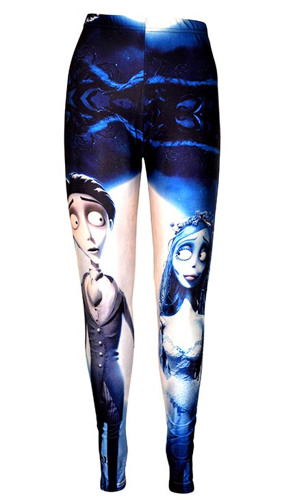 Image of Corpse Bride Leggings