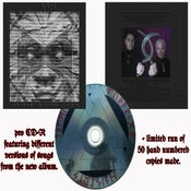 Image of Awen 'Hovering Bleeding Ghosts' EP CD-R