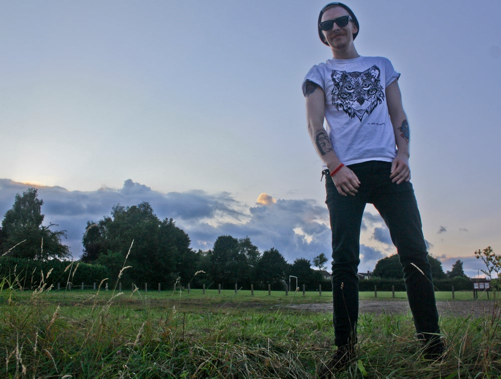 Image of 'Fenrir' - T-Shirt (XL ONLY)