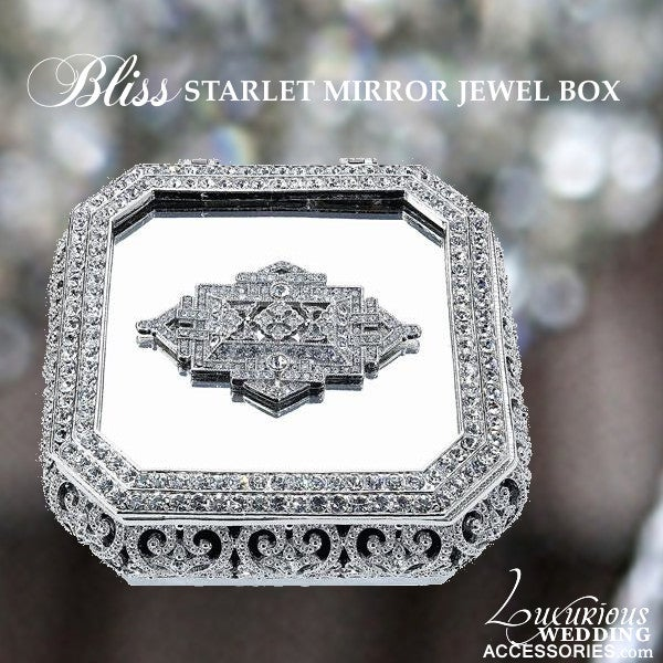 Image of Bliss Starlet Engagement Ring Presentation Box