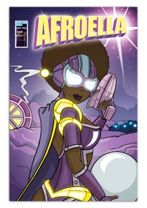 Image of Afroella Issue 1