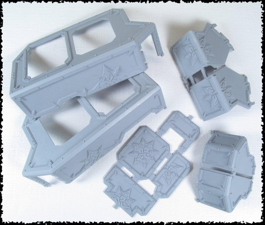 Image of Loricatus Mk.I Hvy. Armour Kit