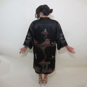 Image of Chinese Embroidered Robe
