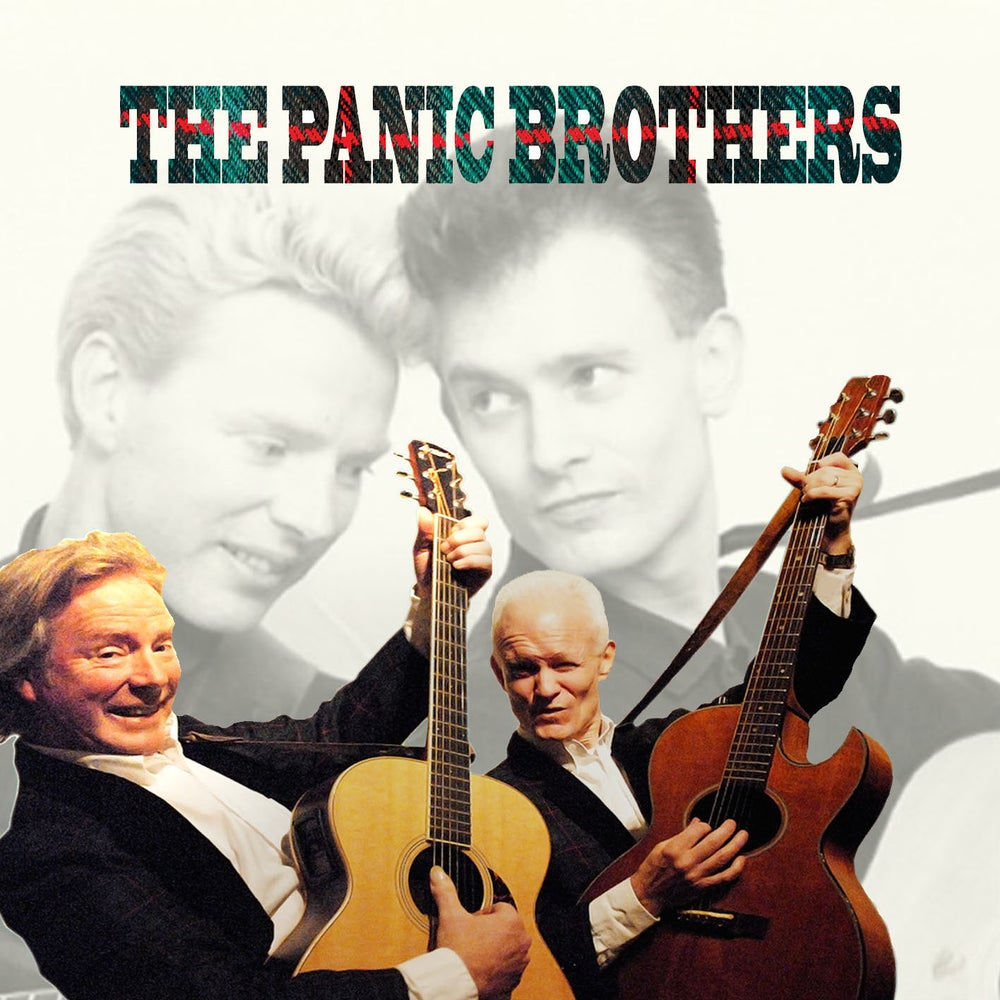 Image of The Panic Brothers - new album