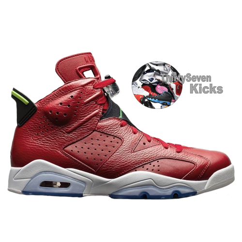 "Image of Jordan Retro 6 ""Spizike"""