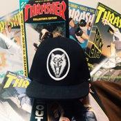 """Image of The Shrine """"Wolf"""" Snapback Hat"""
