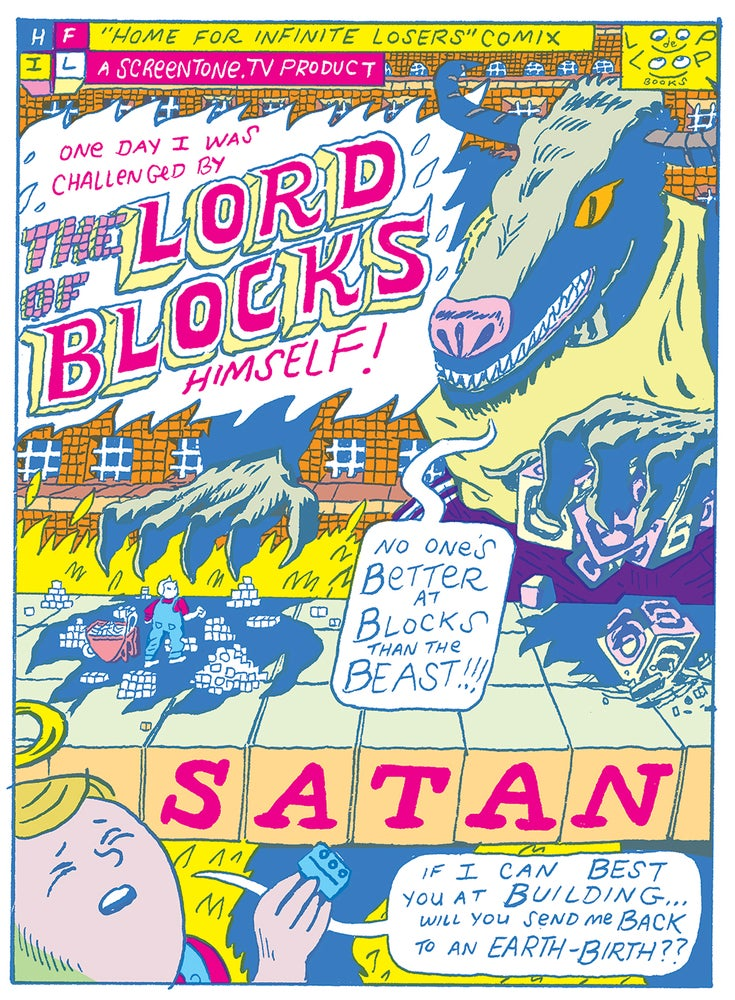 Image of BLOCKS Comics
