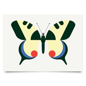 Image of Swallowtail print