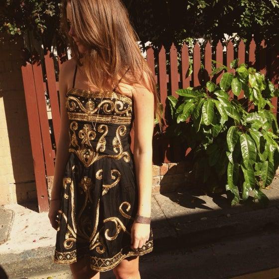 Image of CHANDRA MINI DRESS