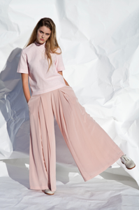 Image of Silk culotte pants- ON SALE