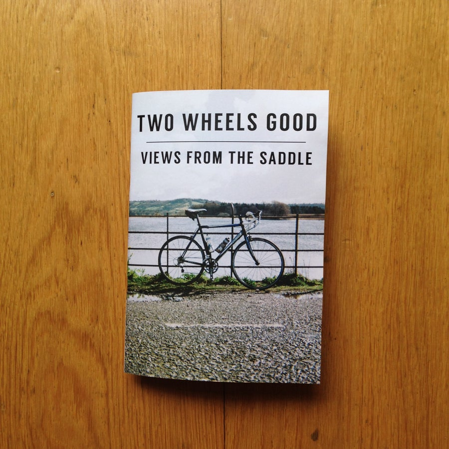 Image of Two Wheels Good Photo Zine