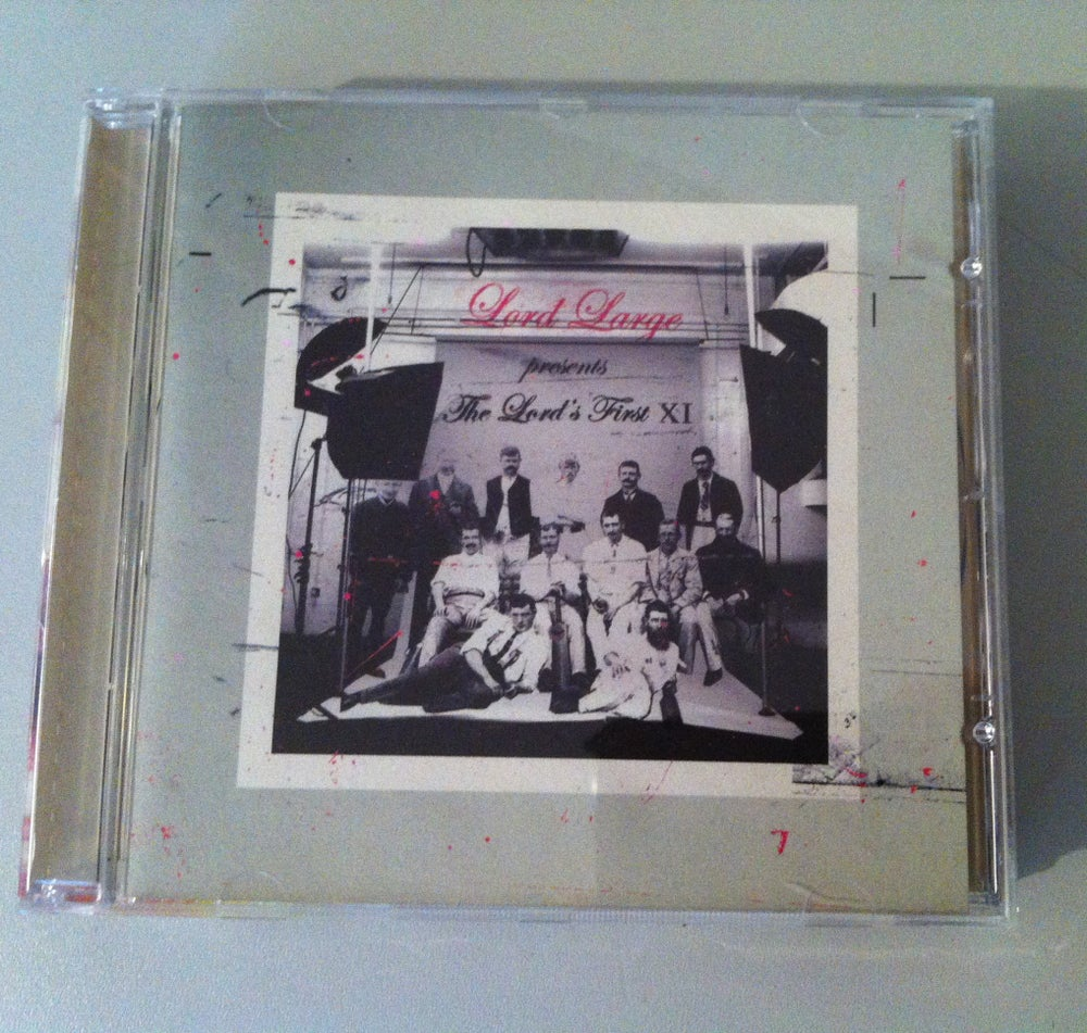 Image of Lord Large - The Lord's First XI Album - (LP or CD)