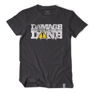 Image of Damage Is Done Logo Tee