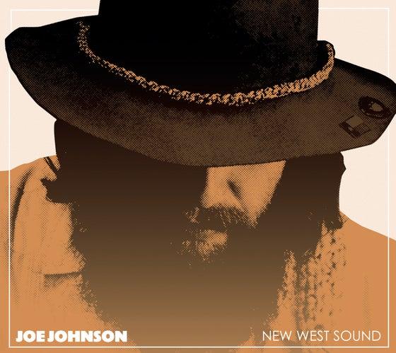 "Image of BTR#28 Joe Johnson ""New West Sound"" (CD)"