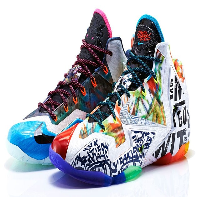 """What The Lebrons 11 Lebron XI """"What T..."""