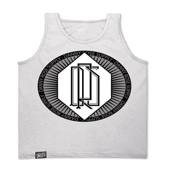 Image of Repetition Tank - White