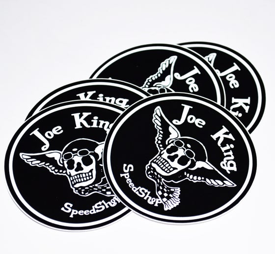 Image of Joe King Stickers
