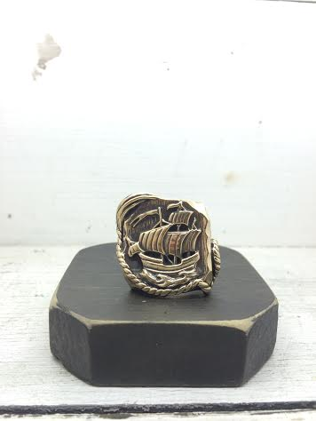 Image of CLIPPER SHIP Ring