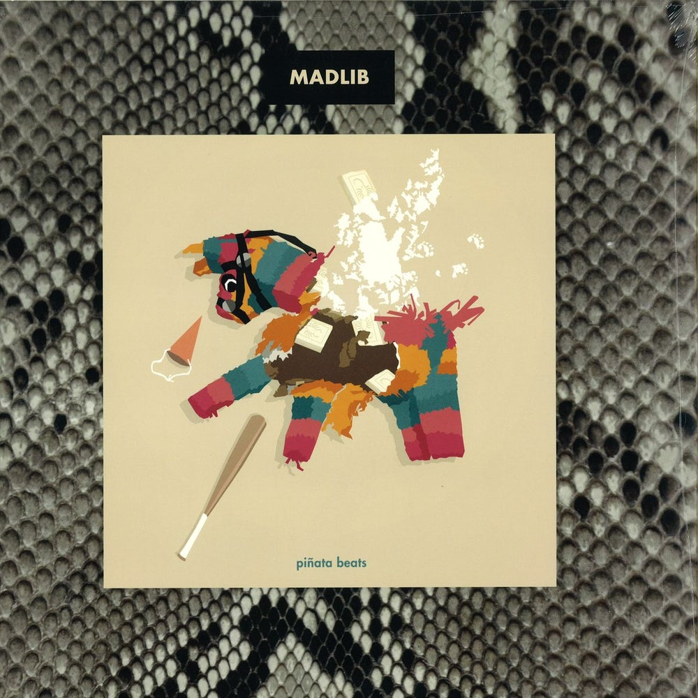Image of MMS024-LP MADLIB