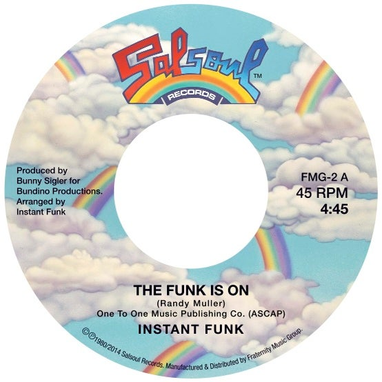 Image of FMG-2 INSTANT FUNK