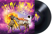 Image of The Jim Tablowski Experience / Alien TV - Split LP
