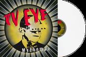 Image of TV Eye - Mythoman LP (white vinyl)