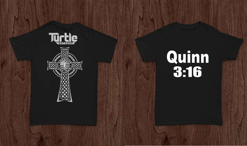 Image of Ryan Quinn Walk out tee