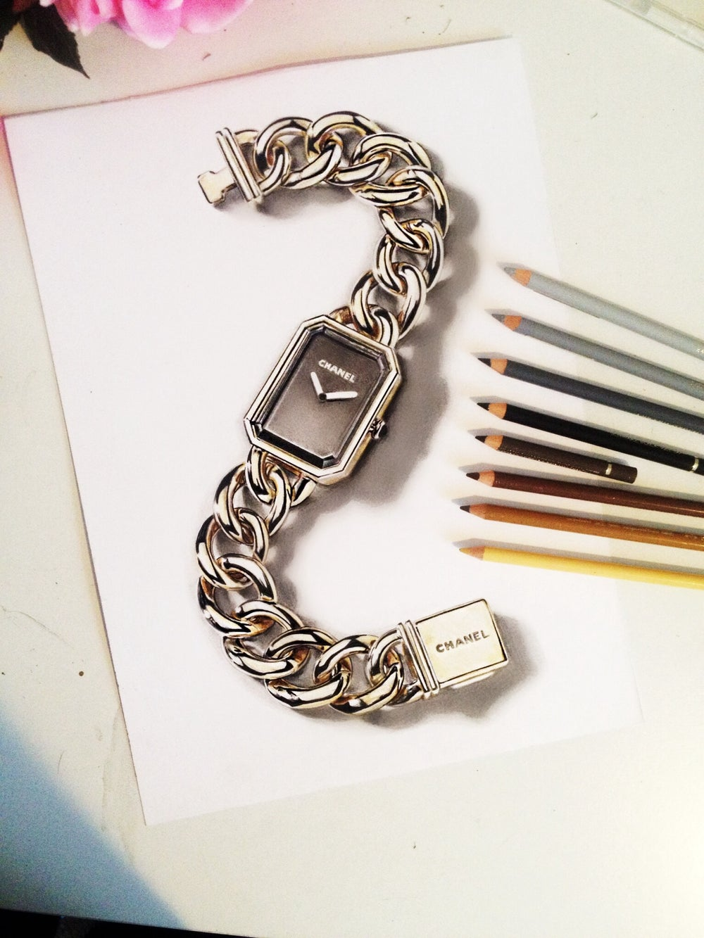 Image of Chanel watch