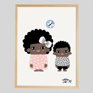 Image of Sweet Siblings