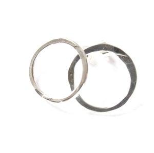 Image of Hoop earrings