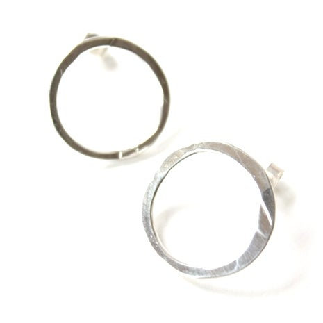 Image of Hoop earrings