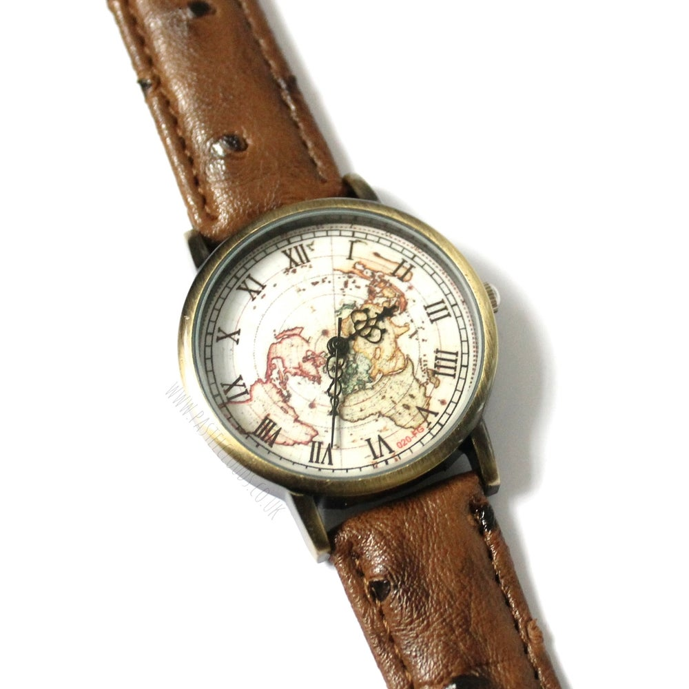 Image of WORLD EXPLORER WATCH - 1