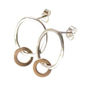 Image of Leaf earrings
