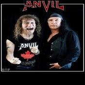 Image of ANVIL - Friday, October 3, 2014 @ The Brass Monkey