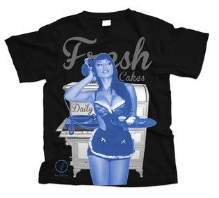 Image of Fresh Cakes Daily ( Wendi Cakes Tribute tee)