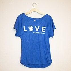 Image of Women's LOVE T-Shirt