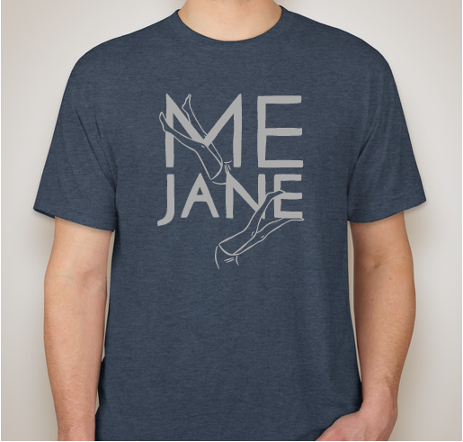 Image of Me Jane Tee (Legs)