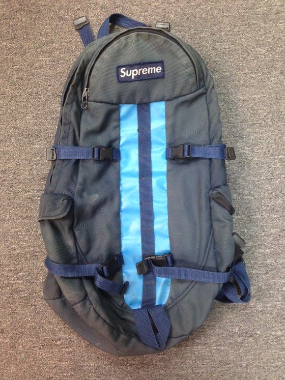 Image of Supreme Vintage Backpack(2002/3?)