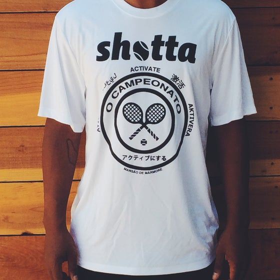 """Image of """"TOP SHOTTA"""" DRI-FIT TEE *LIMITED*"""
