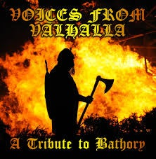 Image of  Voices from Valhalla 'Bathory tribute' 2 x cd