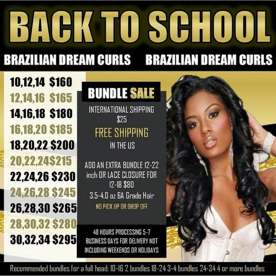 Image of BACK TO SCHOOL SALE PART 2