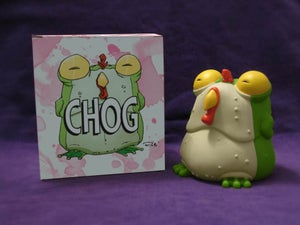 Image of Green Chog - SOLD OUT