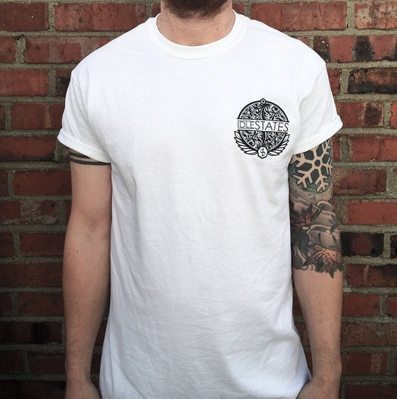 Image of Pocket Logo T-Shirt (White)