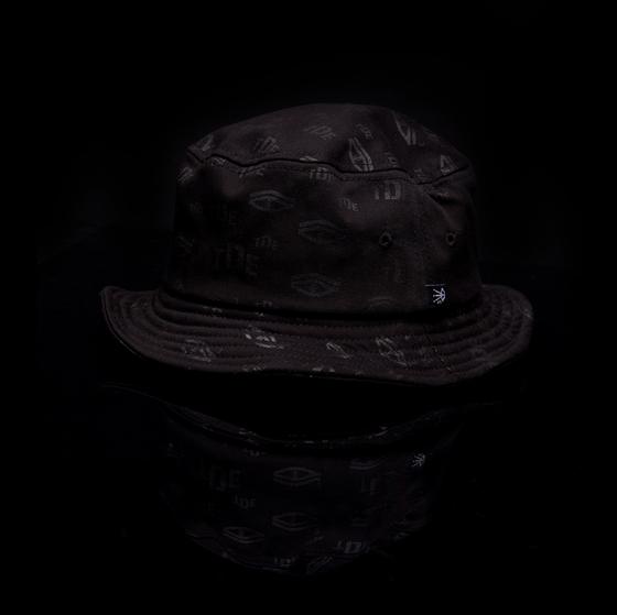 Image of TDE Bucket Hat - Black