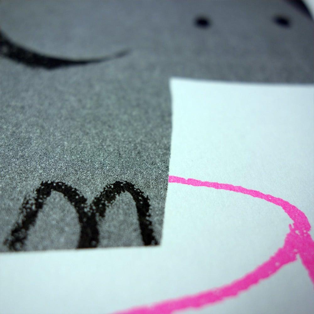 Image of Elephant print