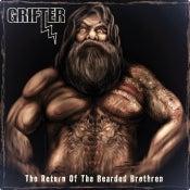 Image of Grifter - The Return of the Bearded Brethren (CD)