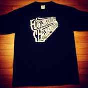 Image of CONSTRUCTIVE DESTRUCTION T-SHIRT BY @DGNFYDSIGNS