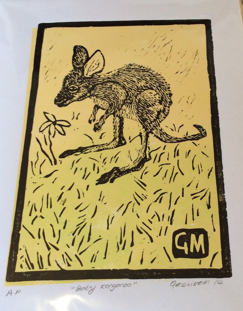 "Image of ""Baby Kangaroo"" or ""Pygmy possum"""