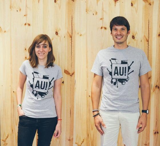 Image of Camiseta gris - ¡Nuevo modelo!